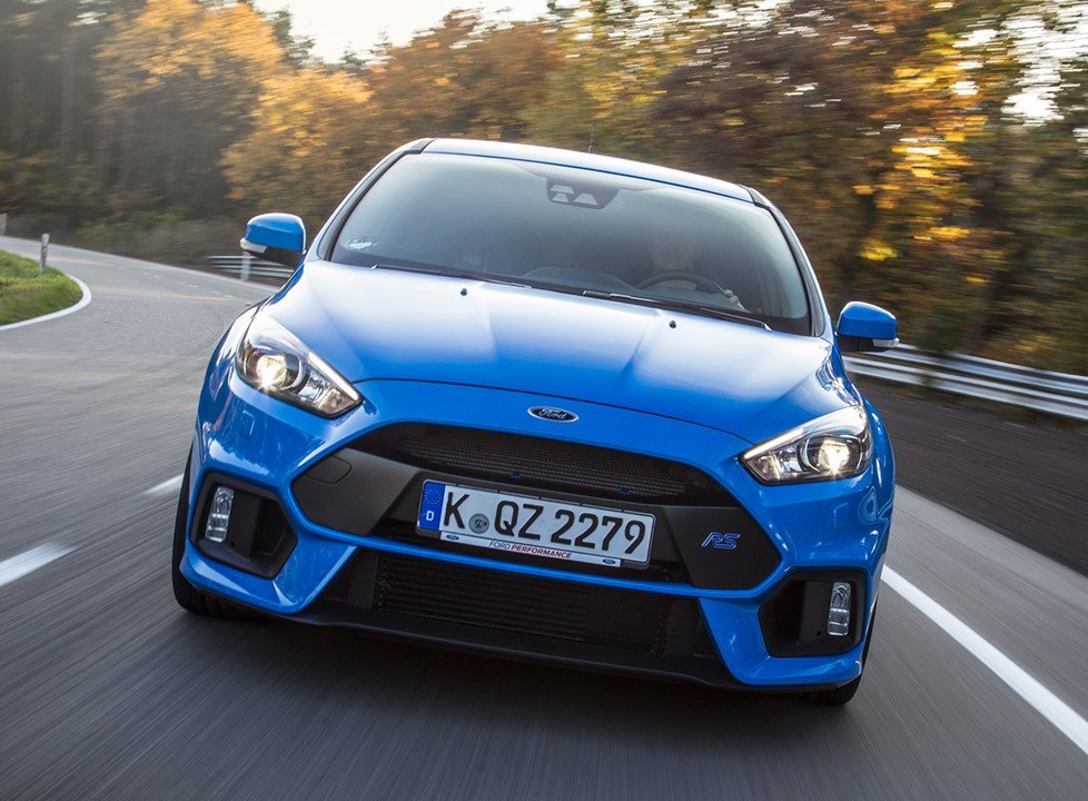 Focus RS Cool Air Feed
