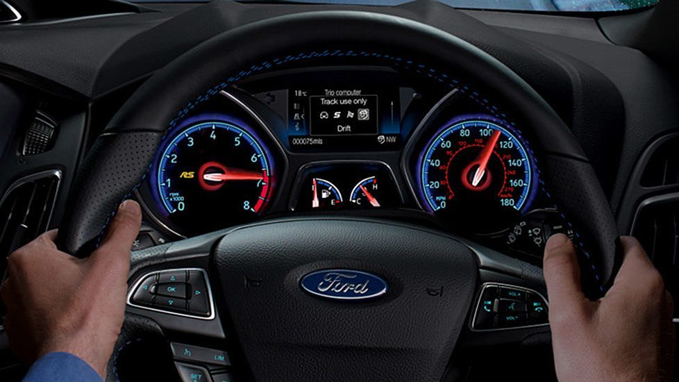 Focus RS Shift Light