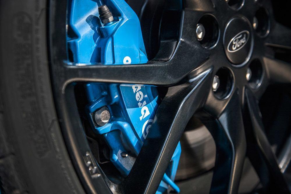 Focus RS Braking System & Brake Cooling   About The Car