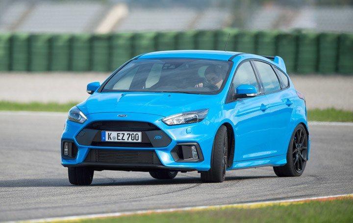 Focus RS in drift mode