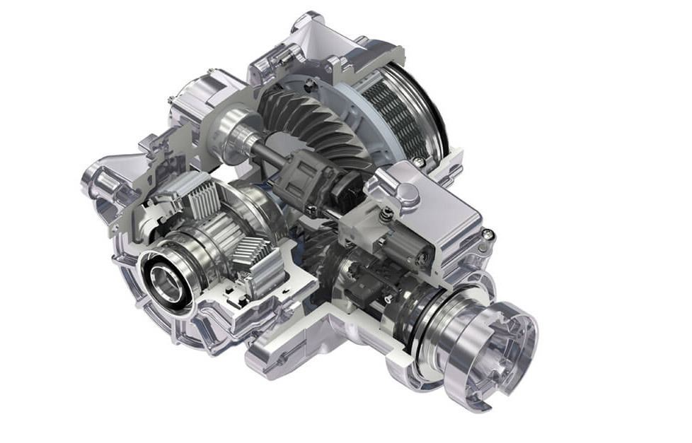 AWD System for the Focus RS by GKN