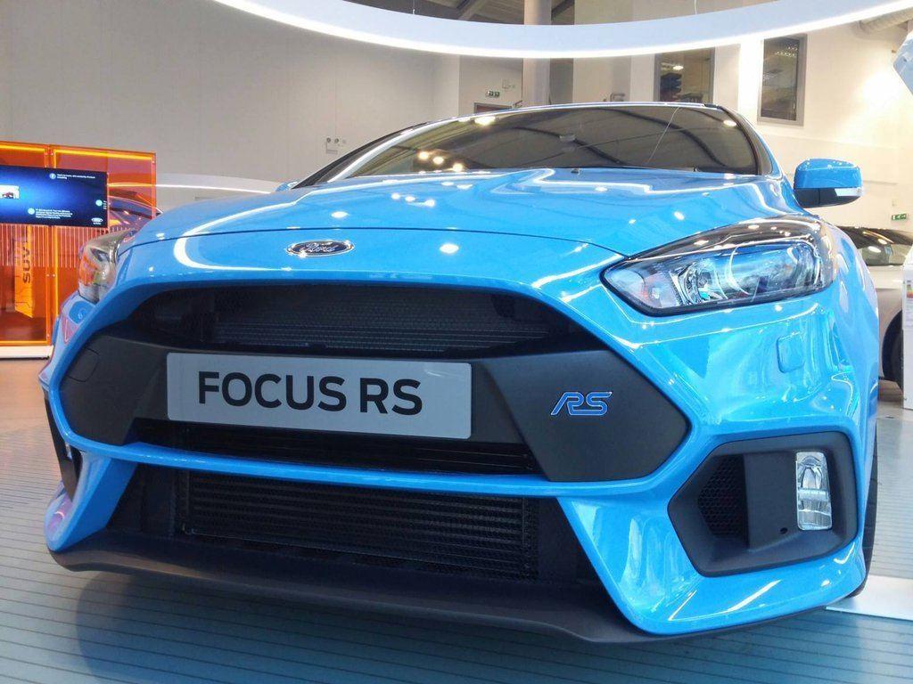 Doncaster Focus RS