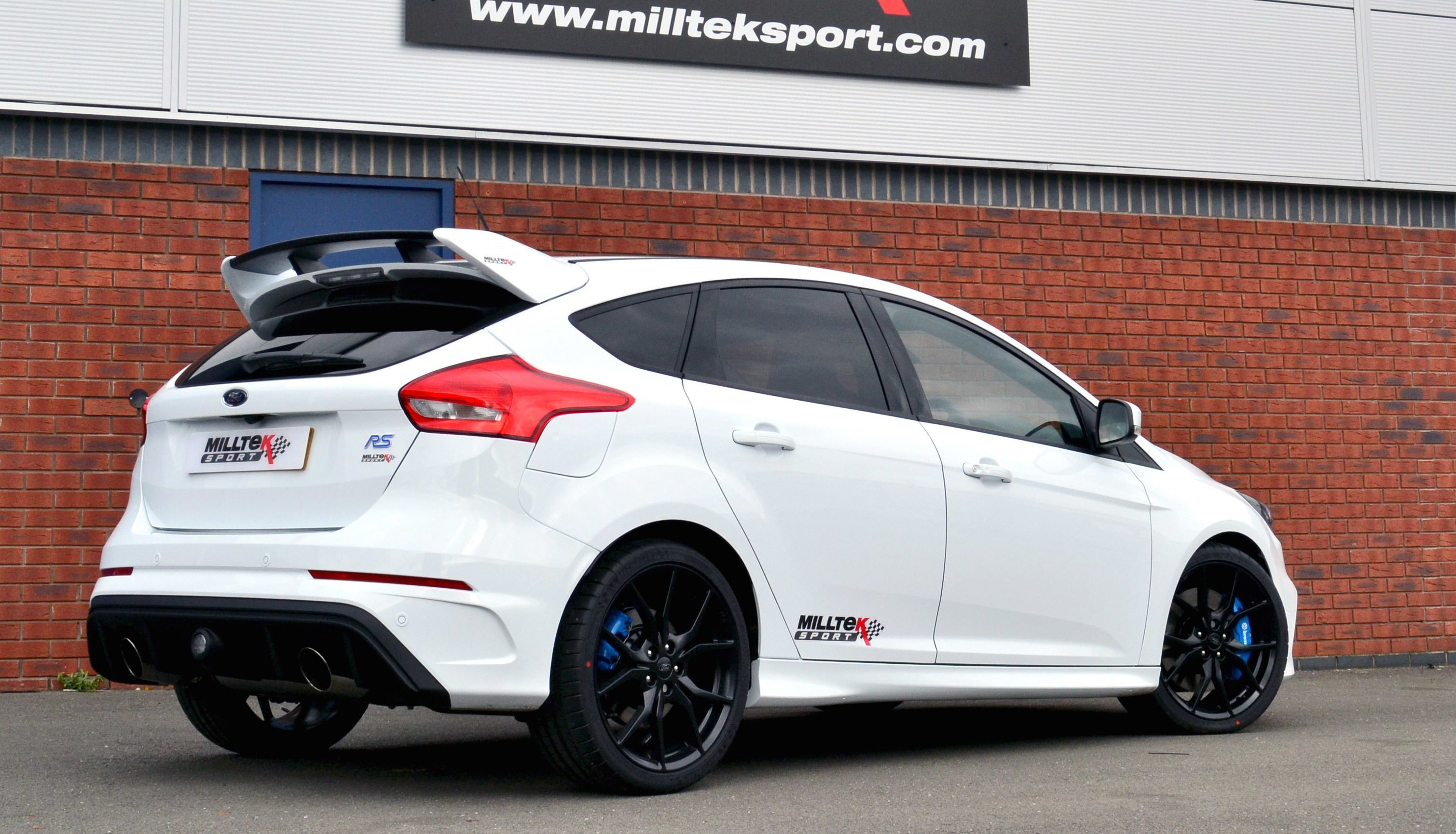Mk3 Focus RS Exhaust Options | Product Reviews | Prices and Details