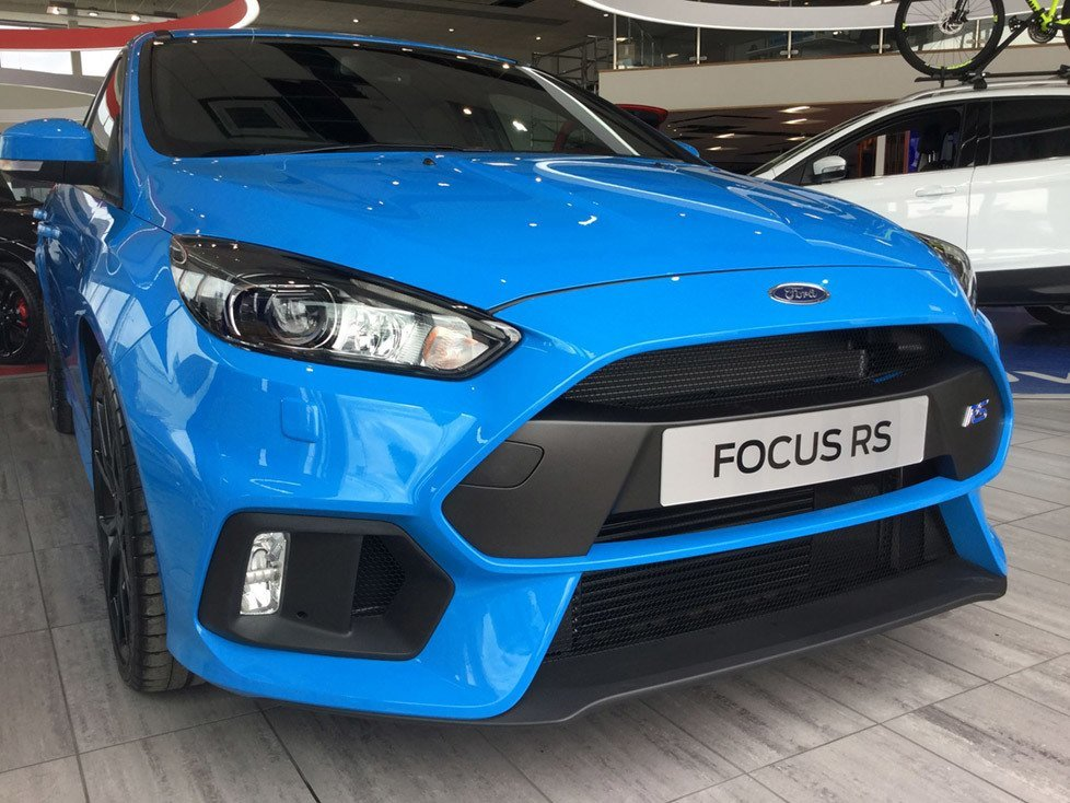 Stonacre Ford Focus RS