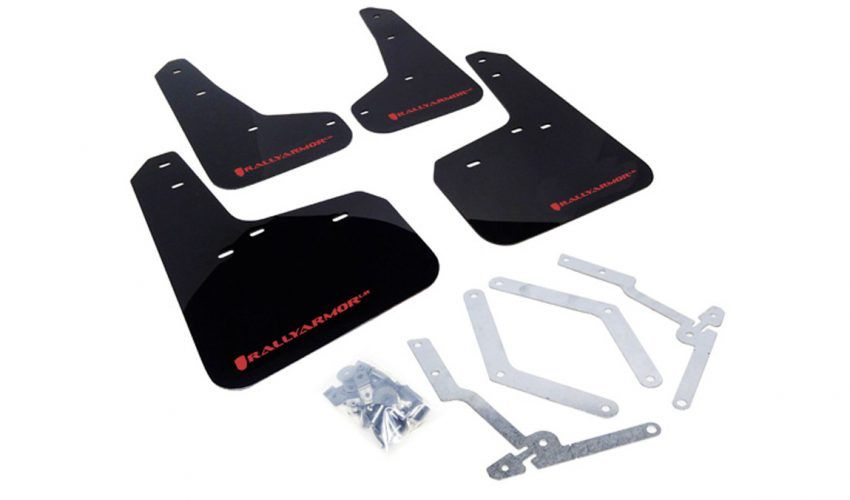 Rally Armour Mudflaps Set Mk3 Focus RS