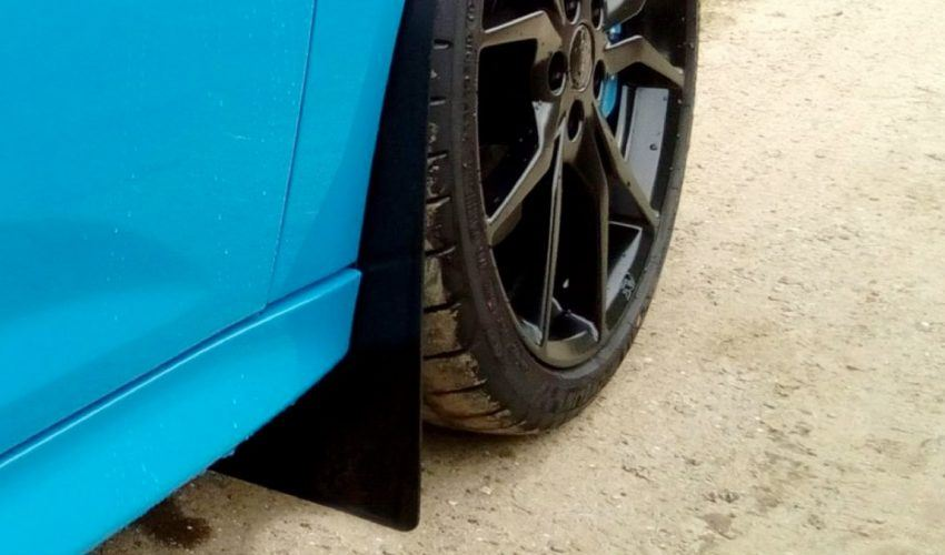 Rallyflaps Mudflaps Front Focus RS