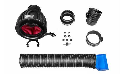 Eventuri Mk3 Focus RS Air Filter Kit