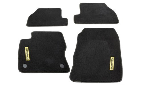 Mountune Mk3 Focus S Carpet Mats