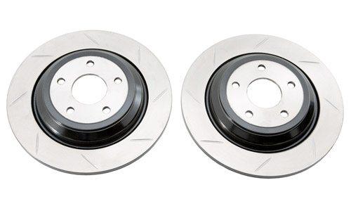 Mountune Rear Brake Discs