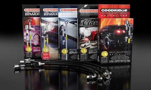 Goodridge Brake Hose Kit
