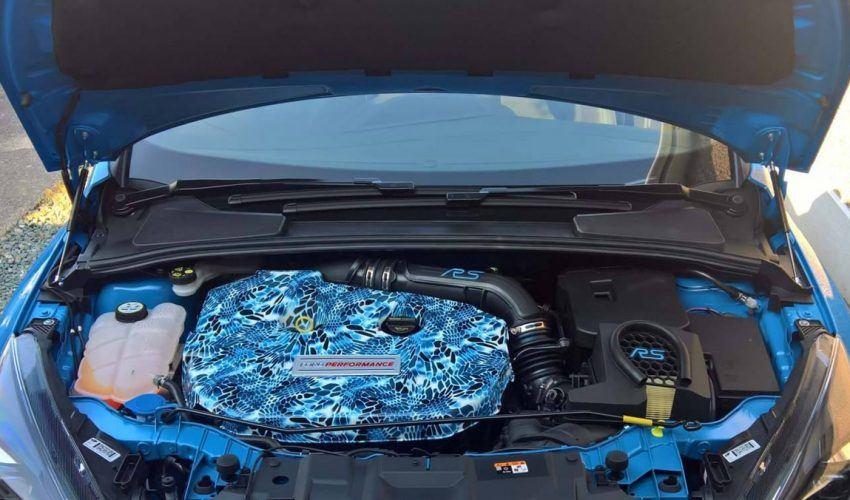 Nitrous Bue Bonnet Struts Mk3 Focus RS