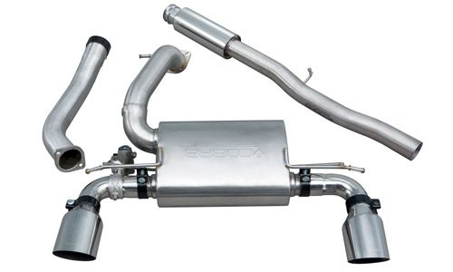 Cobra Catback Resonated Valve