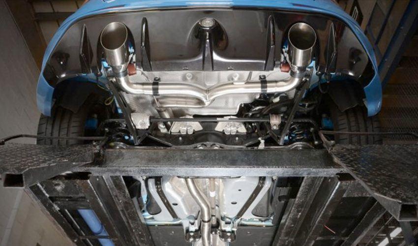 Cobra Catback Exhaust Venom Valveless Mk3 Focus RS