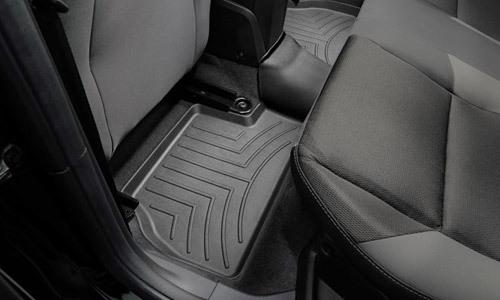 WeatherTech Focus RS Rear Mats