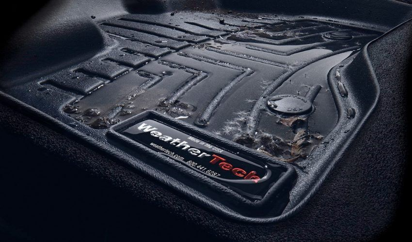 WeatherTech 2016 Focus RS Mats