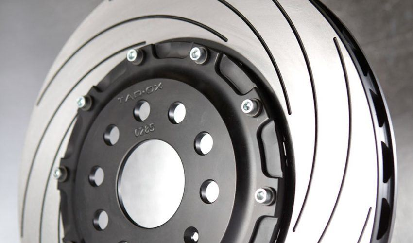 Tarox Front Brake Discs Mk3 Focus RS
