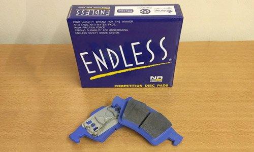 Endless Rear Me20 Rear Brake Pads Focus RS Mk3
