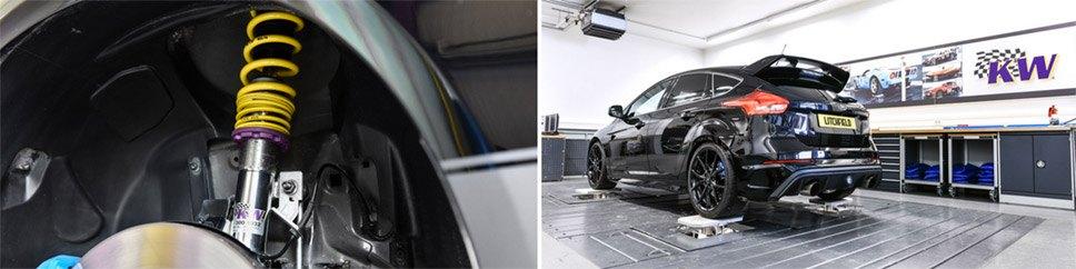 Focus RS Suspension Kit