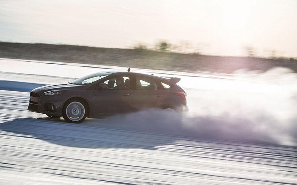 Focus RS Drifting
