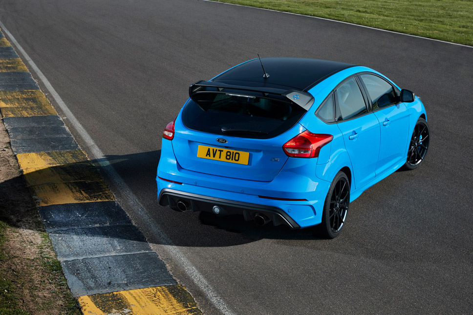 Focus RS Mk3 Limited Edition Black Roof