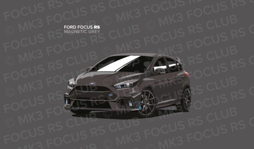 Magnetic Grey Focus RS Picture