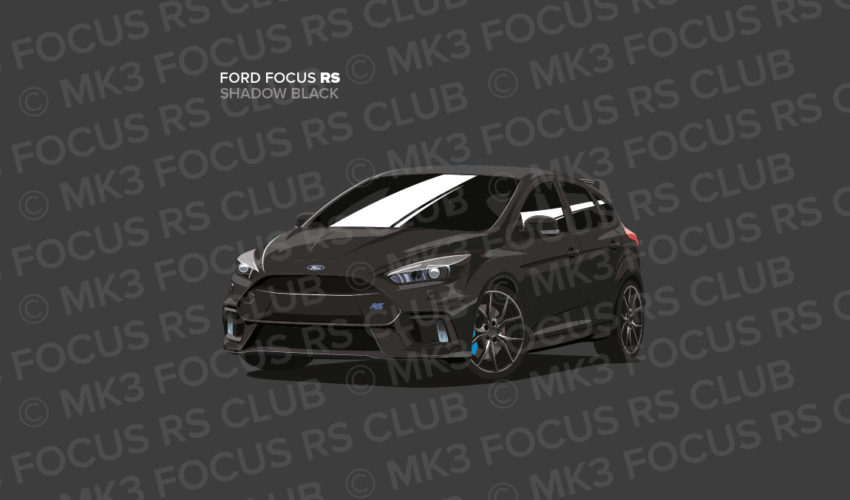 Shadow Black Focus RS Picture
