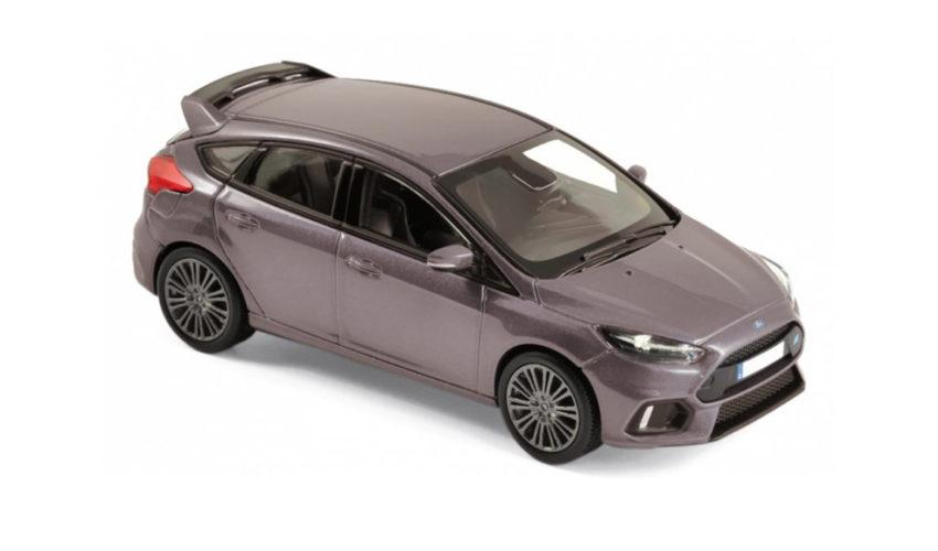 Norev 1:43 Ford Focus RS Grey Model