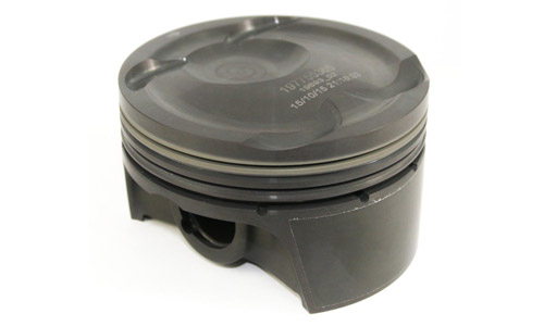 Mahle Forged Pistons Focus RS Mk3