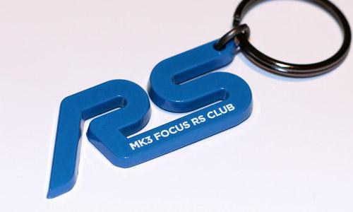 Club Keyrings