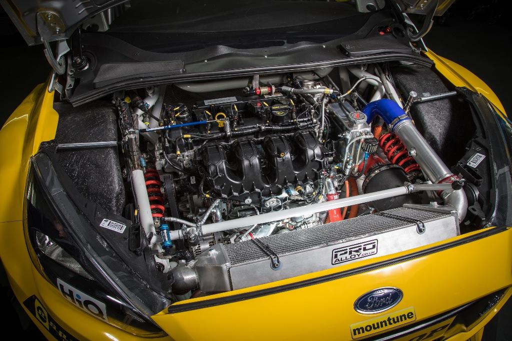 Focus RS BTCC