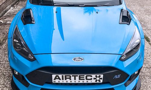style top prix de la rue haut de gamme authentique Auto Specialists WRC Style Bonnet Vents