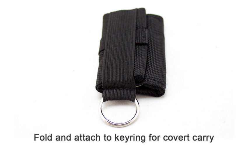Mission Darkness Faraday Pouch Keys