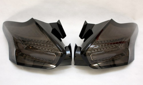 LED Taillights Smoked