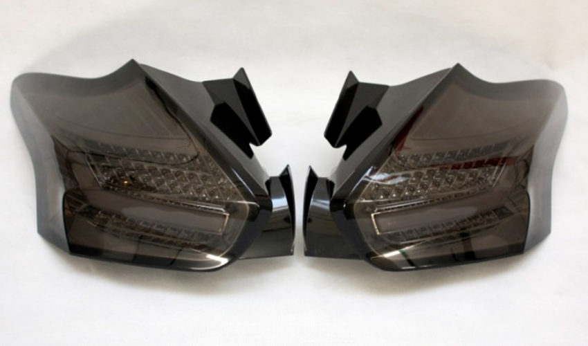 Quantitec LED Taillights Smoked Mk3 Focus RS