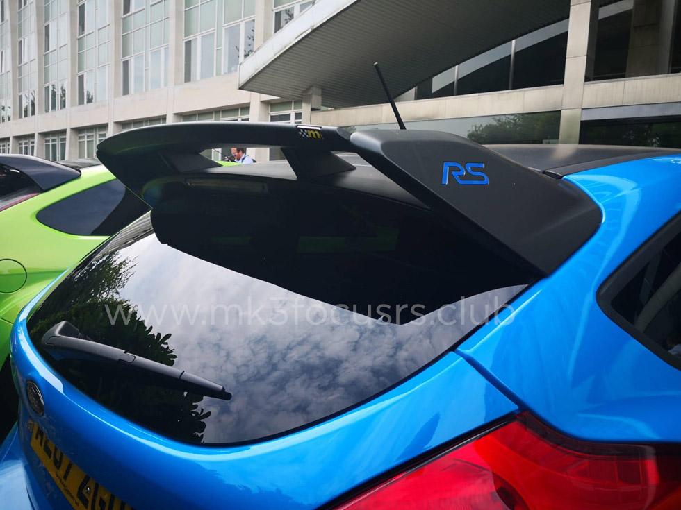 Mk3 Focus RS 50 Evocation Spoiler