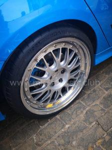 Mk3 Focus RS 50 Evocation Wheels