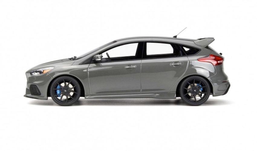 Otto Model 1:18 Scale Focus RS Mk3 Stealth Grey