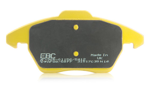 EBC Yellow Stuff Front Brake Pads