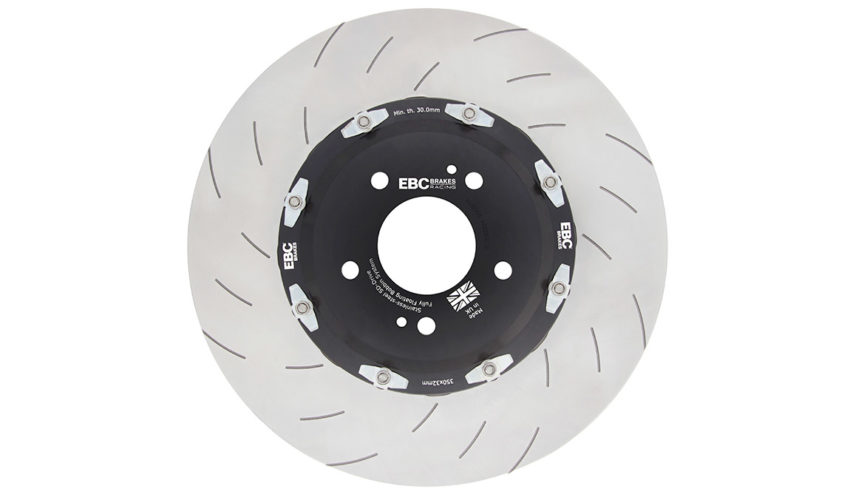 EBC 2 Piece Floating Brake Discs Mk3 Focus RS