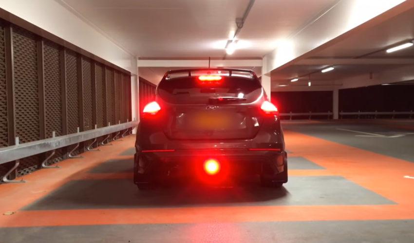 F1 Flasher Brake Unit Mk3 Focus RS
