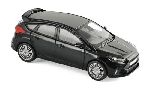 Norev Mk3 Focus RS Model 1:43 Shadow Black
