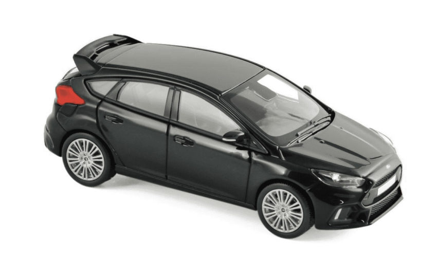 Norev Mk3 Focus RS Model 1:43 Shadow Black