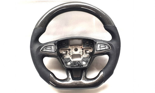 Kuro Carbon Steering Wheel