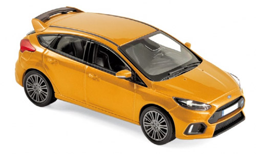 Norev Focus RS Model Orange