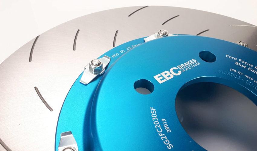 EBC Nitrous Blue Brake Discs