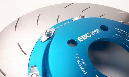 EBC 2 Piece Floating Discs