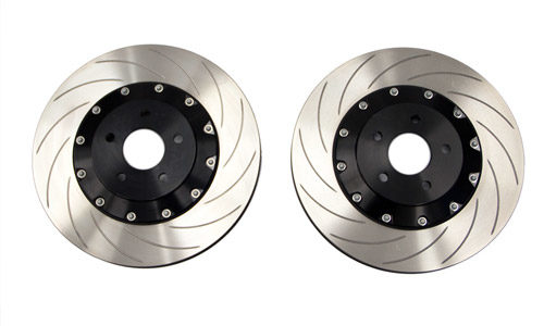 AutoSpecialists Clubsport Two-Piece Brake Discs