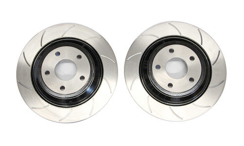 AutoSpecialists Clubsport Rear Discs