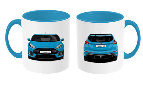 Two Toned Mug Focus RS Front & Rear