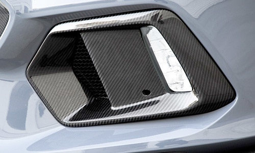 Seibon Carbon Fibre Fog Lights